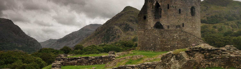 Castello di Dolbadarn presso Llanberis